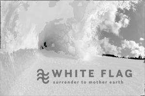 White Flag Surf Clothing and Branding Loretta Faulkner Byron Bay Graphic Designs