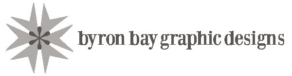 Byron Bay Graphic Designs Log and Branding