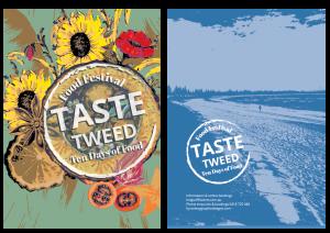 Taste Tweed Food Festival 2017 Ten Days of Food Byron Bay Graphic Designs Loretta Faulkner Web Developer and Graphic Designer