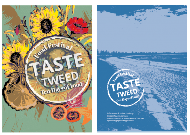 Taste Tweed Food Festival 2017 Ten Days of Food Byron Bay Graphic Designs Loretta Faulkner Web Developer and Graphic Designer