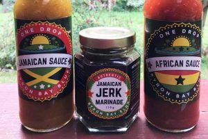 Jamaican Jerk Sauce byron bay graphic designs wordpressit web design loretta faulkner